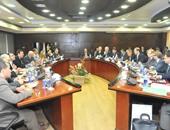 وزير التجارة الروسى: مصر تنعم بالأمان.. ومهتمون بمشروعات البنية الأساسية
