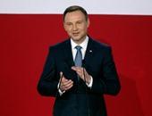 مظاهرة لعمال البريد فى بولندا للمطالبة بزيادة الأجور وتحسين ظروف العمل