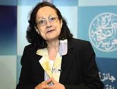 سكينة فؤاد: لا أعلم سبب اختيار جامعة الدول العربية ضيف اليوبيل الذهبى لمعرض الكتاب