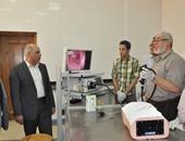 افتتاح مؤتمر دلتا النيل لأمراض الكبد والجهاز الهضمى بجامعة كفر الشيخ