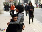 موجز أخبار مصر للساعة6.. السجن 15 سنة للضابط المتهم بقتل شيماء الصباغ