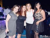 """بالصور.. نجوم المجتمع والمشاهير فى حفل استقبال بـ""""كمبينسكى النيل"""""""