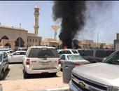 """شاهد عيان لـ""""واتس آب اليوم السابع"""".. تفجير بمحيط مسجد للشيعة فى السعودية"""