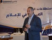 ماجد عثمان: استطلاعات الرأى لها دور أساسى فى توجيه صانع القرار بقضايا الرأى العام