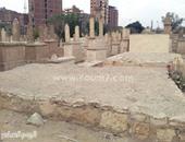اكتشاف جزء جديد من الجبانة الشرقية للإسكندرية من العصر اليونانى الرومانى