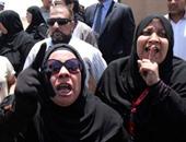 """أهالى شهداء """"بورسعيد"""" فى جولة جديدة من الغضب بعد مد أجل الحكم فى القضية"""