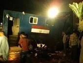 """""""صحة قنا"""": 28 مصابا و3 جثث بينهم اثنان مجهولا الهوية بـ""""حادث التصادم"""""""