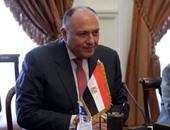 سامح شكرى يصل القاهرة قادمًا من موسكو بعد بحث عودة السياحة الروسية
