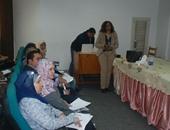 جامعة حلوان تنظم ندوة لعرض برامج المنح المقدمة من الاتحاد الأوروبى