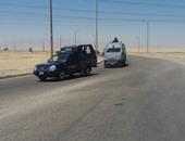 انطلاق حملات أمنية موسعة بشمال سيناء.. وسماع دوى انفجارات
