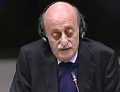 وليد جنبلاط: الأزمات اللبنانية ستتفاقم ما لم تُحل العقد الداخلية