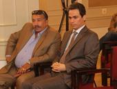 أحمد المسلمانى يقيم حفل استقبال بمناسبة تعيين متحدث الخارجية سفيرا فى كندا