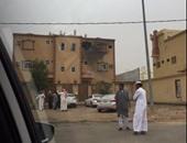 إصابة 6أشخاص فى نجران السعودية بعد سقوط قذيفة من اليمن على مصنع مياه