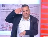"""جابر القرموطى يشكر """"اليوم السابع"""" على مانشيت """"ضربة معلم"""""""