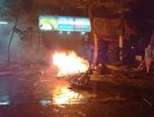 ضبط 5 عناصر إخوانية متورطين فى قطع الطريق بإمبابة