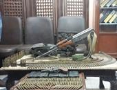 ضبط 212 قطعة سلاح وتنفيذ 82 ألف حكم خلال 24 ساعة