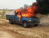 كهربائى سيارات بدمنهور يتهم العفاريت بإضرام النيران فى منزله للمرة الثانية