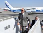 رئيس الأركان يغادر إلى الإمارات فى زيارة رسمية