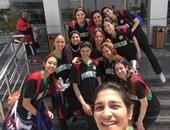 سيدات سلة سبورتنج يتوج بفضية دورة الألعاب العربية بالشارقة