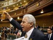 النائب سلامة الجوهرى يعلن تجميد عضويته فى حزب المصريين الأحرار