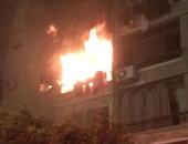 اتهام ربة منزل بالتسبب فى مصرع زوجها بعد حرقها شقة الزوجية بالهرم