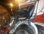 وصول 7 مصابين فى حادث سير لمستشفى بئر العبد بشمال سيناء