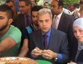 """جامعة القاهرة: إحالة اتهامات """"الكسبانى"""" للتحقيق وملاحقته قضائيا إذا ثبت كذبه"""