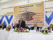 محافظ المنوفية يشهد الاحتفال بعيد الخريجين وملتقى التوظيف بجامعة السادات