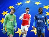 صراع بريطانيا والاتحاد الأوروبى يهدد مستقبل نجوم الدوري الإنجليزي