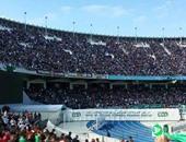 """بالصور..جماهير الجزائر تحتشد فى """"5 يوليو"""" لحضور نهائى الكأس"""