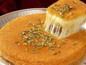 وصفات حلويات.. بالصور طريقة عمل الزلابية والكنافة النابلسية