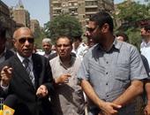 رفع 18 طن أتربة بالمرحلة الثالثة بمدينة سوزان مبارك فى منشأة ناصر