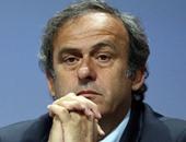بلاتينى يعتزم الاستقالة من رئاسة الاتحاد الأوروبى