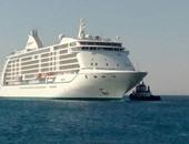 وصول 8500 طن بوتاجاز لموانئ السويس و 702 راكب يغادرون ميناء سفاجا