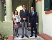 """المعهد الفرنسى يطلق الدورة السابعة من لقاءات """"سرد وكتابة البحر المتوسط"""""""