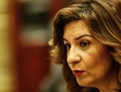 """نبيلة مكرم تشارك باجتماع """"الوزارية الثانية"""" لمد مظلة التأمين للمصريين بالخارج"""