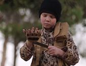 داعش تستقطب الأطفال الأجانب بتعليمهم العربية بالدبابات والأسلحة النارية