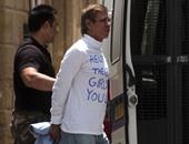 الاستئناف تتسلم أوراق المتهم باختطاف طائرة مصر للطيران لتحديد محاكمته