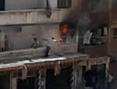 التحريات الأولية : ماس كهربائي وراء نشوب حريق بشقة بولاق الدكرور