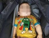 دفن جثة طفل ضحية تعذيب والده إرضاء لزوجته بسبب تبوله لا إراديا بحلوان