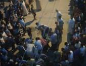 إصابة 6 أشخاص فى مشاجرة بالشوم فى الطالبية