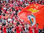بنفيكا يتوج بلقب الدوري البرتغالي للمرة الـ 35 فى تاريخه