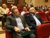 """لجنة حقوق الإنسان بالبرلمان تبحث ملف السجون مع ممثلى """"الداخلية"""""""