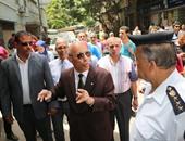 """محافظة القاهرة تعلن تحويل مبنى """"غرناطة"""" الأثرى بمصر الجديدة لمسرح مكشوف"""