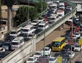 صحافة المواطن.. قارئ يطالب بتنظيم اشارات المرور فى جسر السويس للقضاء على الزحام المستمر