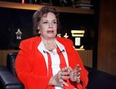 """فيديو.. جيهان السادات: الرئيس الراحل كتب رواية رومانسية سأنشرها وأرباحها لـ""""تحيا مصر"""""""