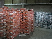 مصادرة 46 طن أرز شعير و960 عبوة منشطات جنسية فى حملات تموينية بالغربية