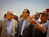 بالفيديو والصور.. كامل الوزير: الرئيس السيسي يضع حجر الأساس لمشروع العاصمة الإدارية خلال شهر