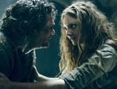"بالصور.. سانسا تلتقى جون سنو ودينيرس تنهض من النيران فى  ""Game of thrones"""
