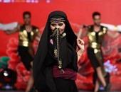 بالصور.. الفريق المصرى يفوز بالبرونزوية فى مسابقة الدبلوماسيين للأزياء ببكين